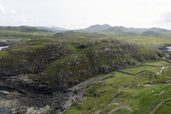 Ardnamurchan lighthouse pano 2